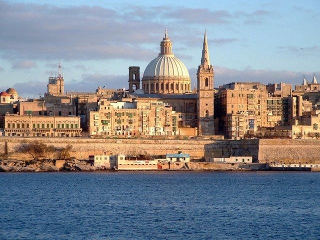 Imagen De Valletta (Capital De Malta)