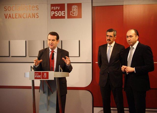 El Vicepresidente Primero De La FEMP Y Alcalde De Lugo, Abel Caballero