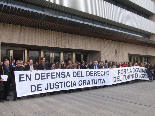 Concentración De Abogados En Castellón