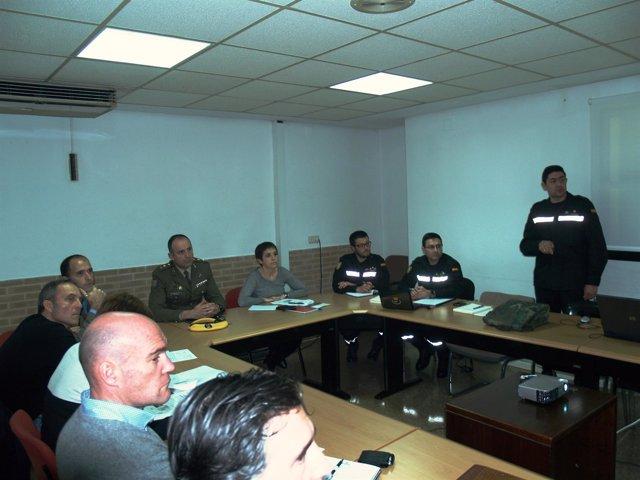 Reunión De Los Representantes De La UME Con Los De Las DGE.