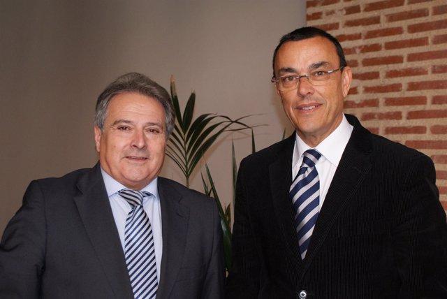 Rus Junto Con El Vicepresidente De La Comisión