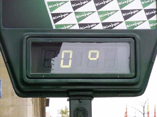 Bajas temperaturas en Aragón