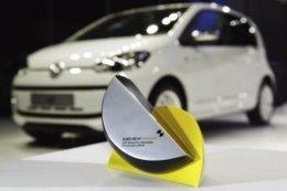 Premio Euroncap Para El Volkswagen Up!