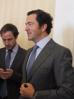 Pablo Cavero, Consejero De Transportes De La Comunidad De Madrid