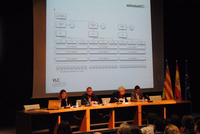 Reunión De Coordinación De Los Microclústers De Investigación