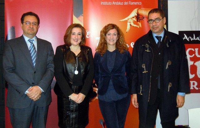 Cultura Y Empleo Fomentarán La Actividad Profesional Del Flamenco En Marruecos