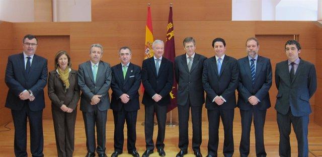 Los Integrantes Del Consejo De Gobierno Tras Su Remodelación