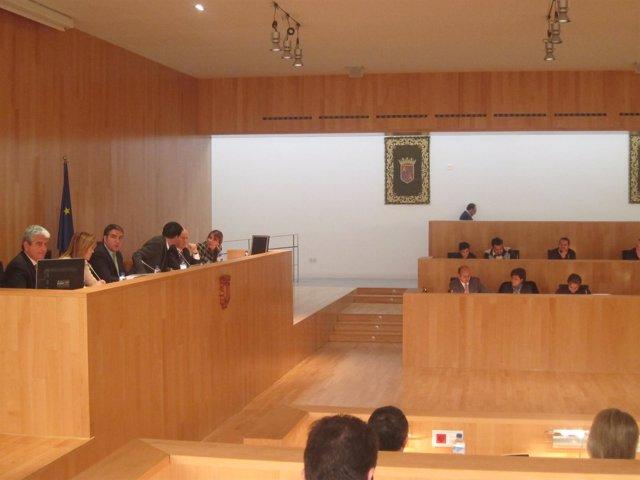 Pleno Extraordinario De Diputación