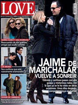 Portada Revista 'Love' 25 De Enero
