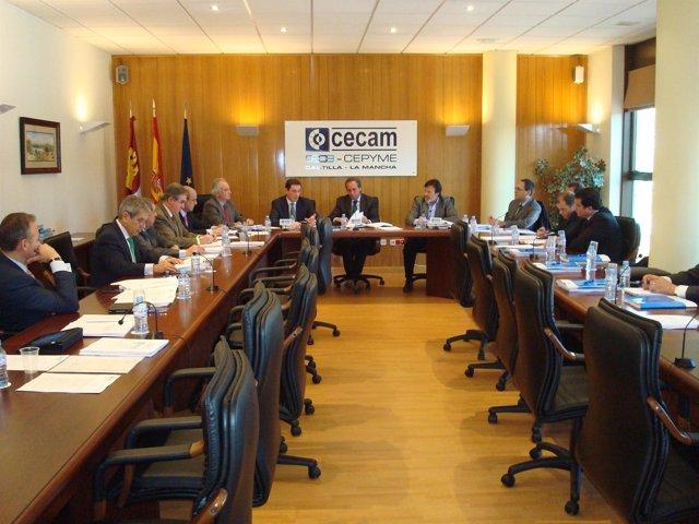 Junta Directiva CECAM