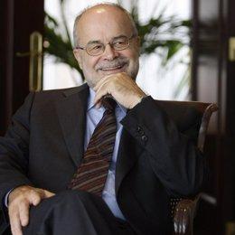 El conseller de Economía y Finanzas, Antoni Castells