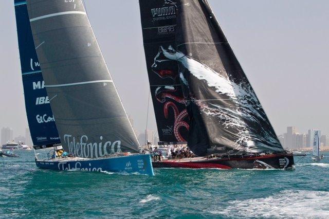 Vela VOR Team Telefonica, PUMA Ocean Racing