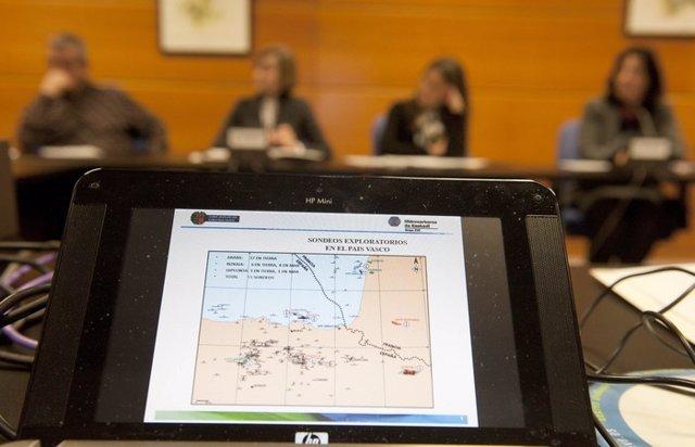 Reunión Comisión Gas No Convencional