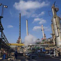 plataforma petrolífera petróleo