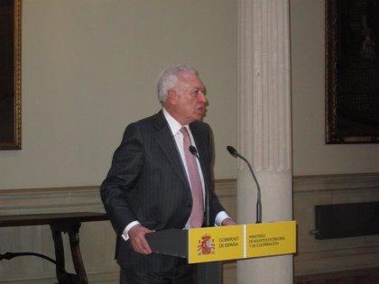 España/Perú.- García-Margallo recibirá este jueves a su colega peruano