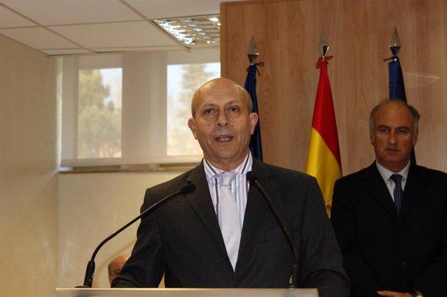 Jose Ignacio Wert, Ministro De Deportes