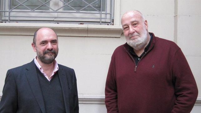 César Mallorquí Y Fernando Lalana