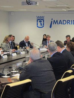 Comisión De Las Artes Del Ayuntamiento De Madrid