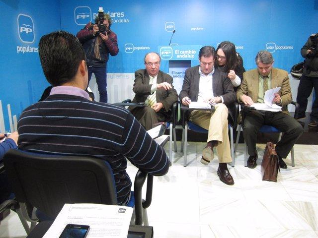 Comisión De Urbanismo Del PP De Córdoba