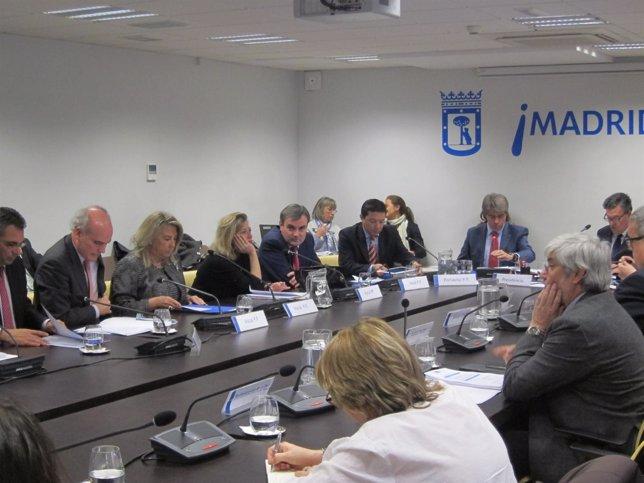 Comisión De Economía Del Ayuntamiento De Madrid