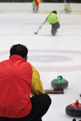 Practicantes De Curling