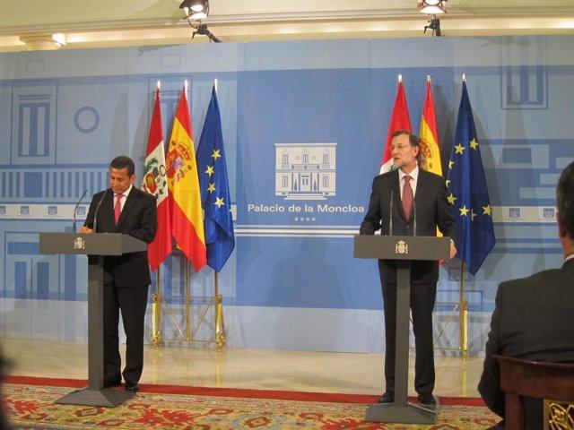 Rajoy Y Humala
