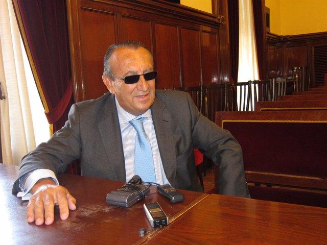 El Presidente Del PP De Castellón, Carlos Fabra