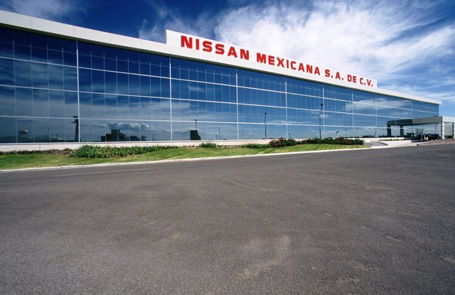 Sede De Nissan En México
