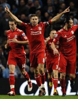 El Liverpool Vence Al City En Manchester