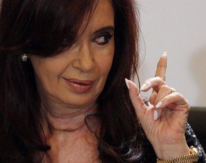Fernández de Kirchner agradece el apoyo de los argentinos