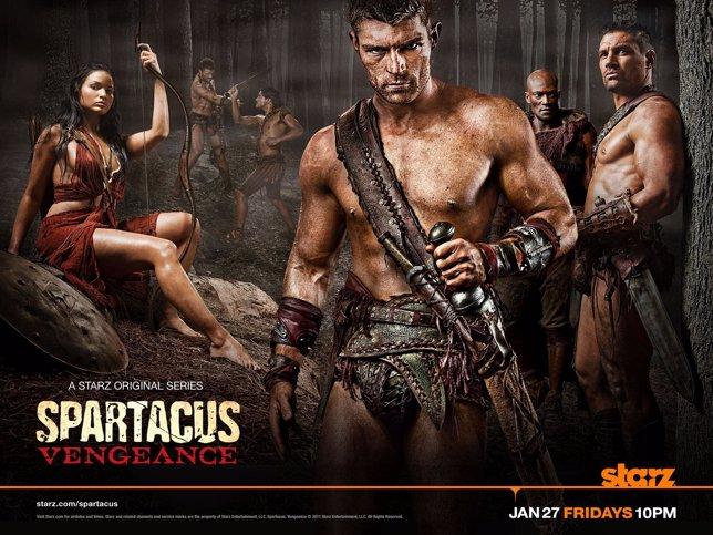 Spartacus: Vengeance'