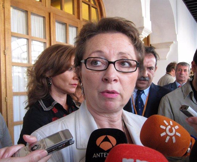 Carmen Martínez Aguayo.