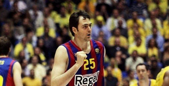 Erazem Lorbek, Jugador Del FC Barcelona