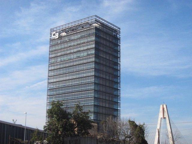Edificio De Caja Badajoz