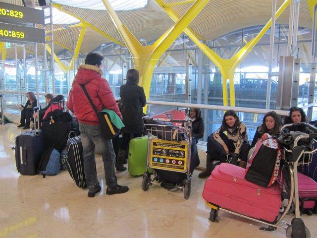Pasajeros Iberia