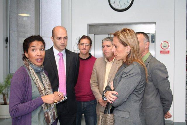 Directora General De Políticas Sociales Del Gobierno Canario, Ángeles Fernández