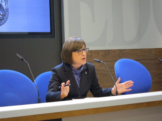 La Edil Socialista Margarita Vega