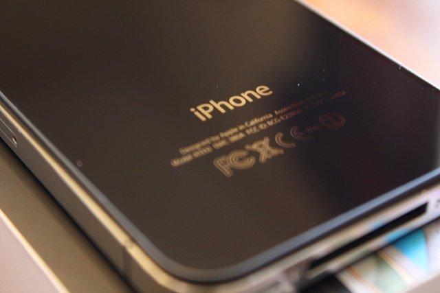 Iphone Parte Trasera