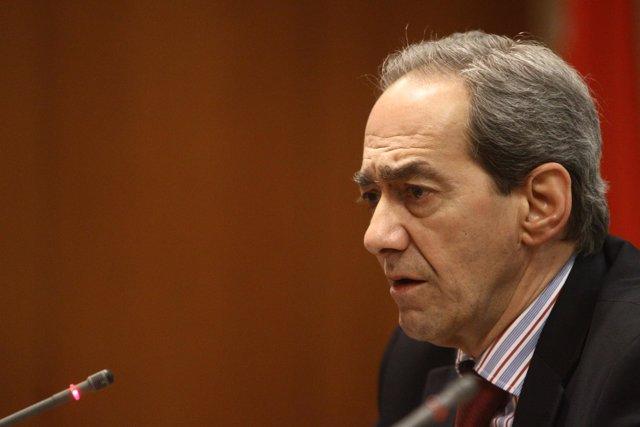 Consejero Del BCE, José Manuel González-Páramo