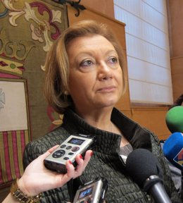 Luisa Fernanda Rudi, Presidenta De Aragón