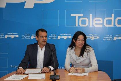 """CMancha.-PP ve """"vergonzosa"""" la actitud de Page y recuerda que el PSOE ha sido """"incapaz"""" de construir el H. de Toledo"""