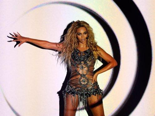 Beyonce En Los Billabords