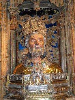 Busto De San Valero