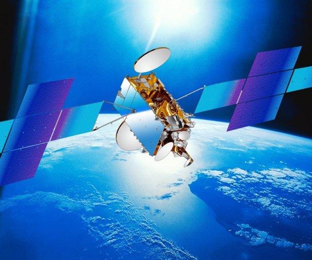 Satélite Con Tecnología Thales Alenia Space España
