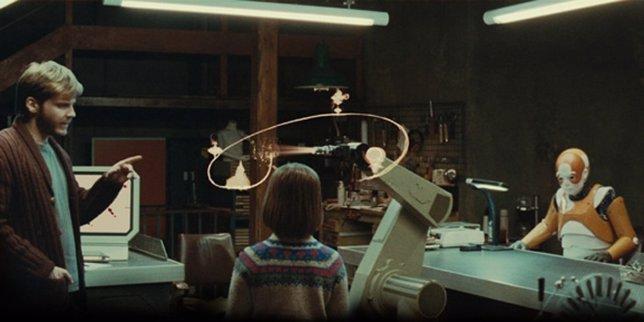 Imagen De La Película EVA