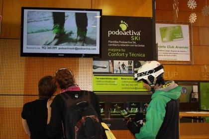 Empresas.- Podoactiva crea una plantilla especial para esquiadores