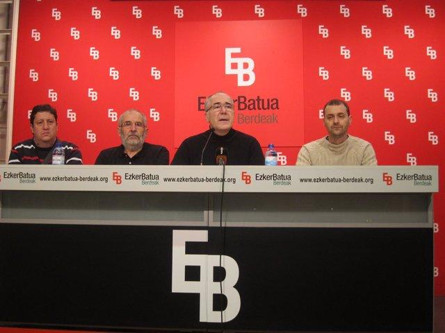 José Navas En Rueda De Prensa