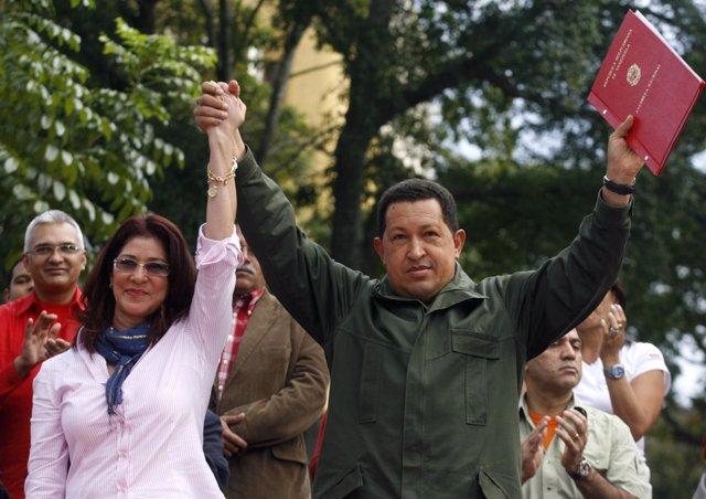 La Nueva Procuradora General De Venezuela Cilia Flores