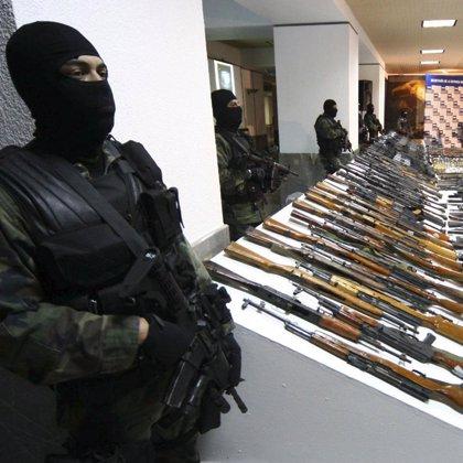 Cuatro operativos provocaron desde 2006 la entrada de armas en México