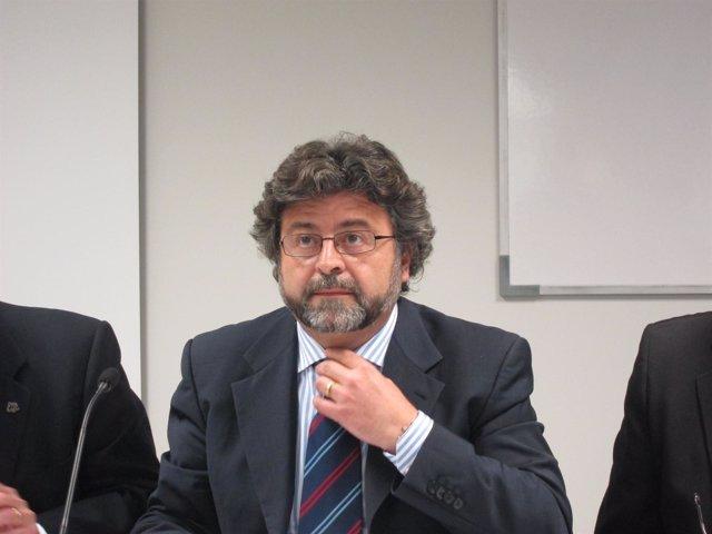El Secretario De Universidades, Antoni Castellà